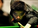 Ding Junhui created massive attention from the Chinese fans