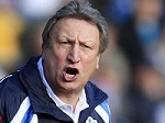 Warnock claimed he was glad to be out of the Carling Cup competition
