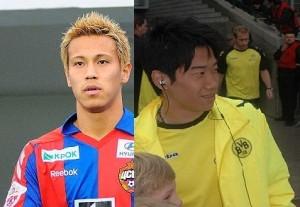 Both Honda and Kagawa are sought after individuals