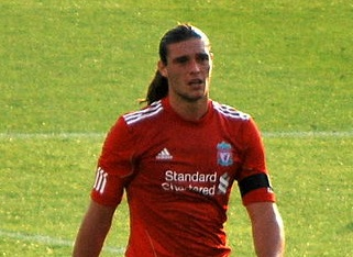 Carroll has dedicated his goal scored against Everton to the Liverpool fans