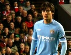 David Silva can steer Manchester City to the Premier League title
