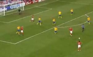 England will face Sweden in November