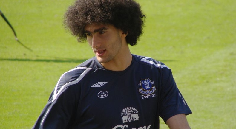 Fellaini seems to be in line for a new contract