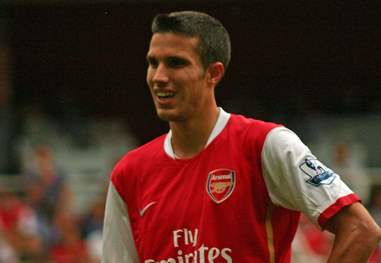 Robin van Persie has reiterated his commitment to Arsenal