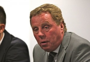 Redknapp is facing a tough decision