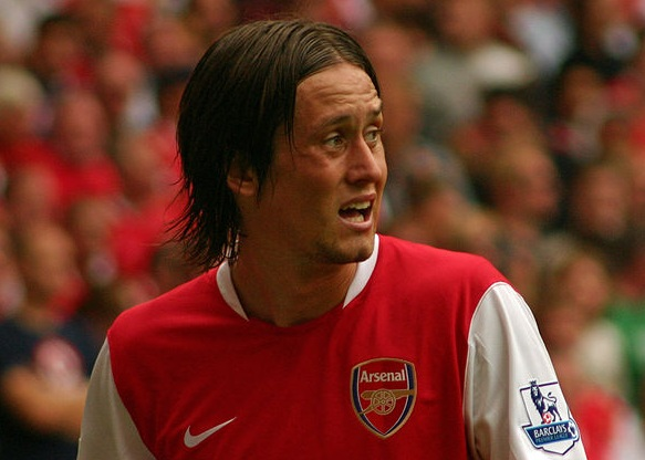Rosicky felt it would be a goal as soon as the ball was struck