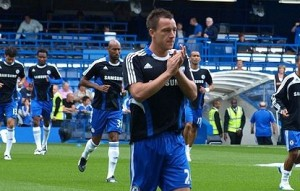 Terry is currently accused of racism, allegations he strongly denies