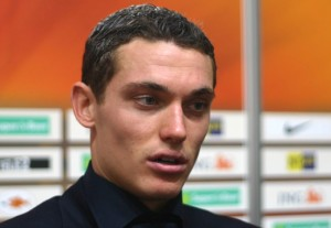 Vermaelen was taken off after 84 minutes but initial checks suggest his injury is not too bad