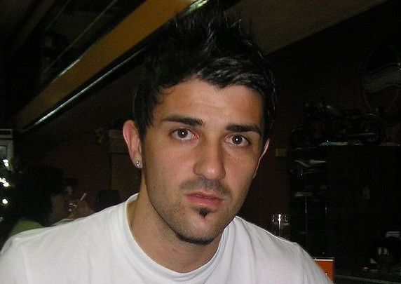 David Villa has fallen out of favour at Barcelona