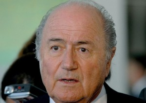 Surely it is now time for Sepp Blatter to step down