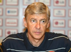 Wenger has confirmed Arsenal are not after any players in January