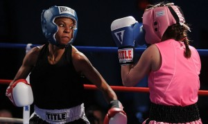 Women's Boxing will be a first for the the 2012 Olympics