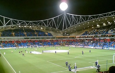 Bolton's Reebok stadium