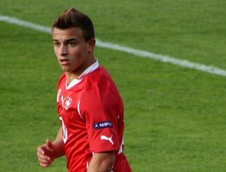 Shaqiri proved devastating during the Champions League group stages