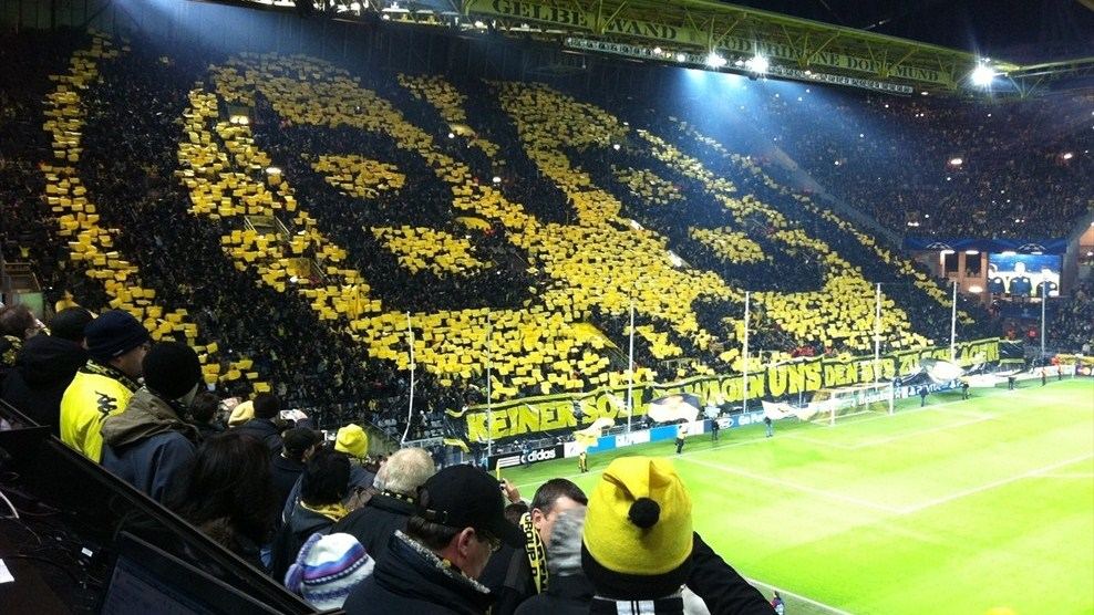 dortmund football website