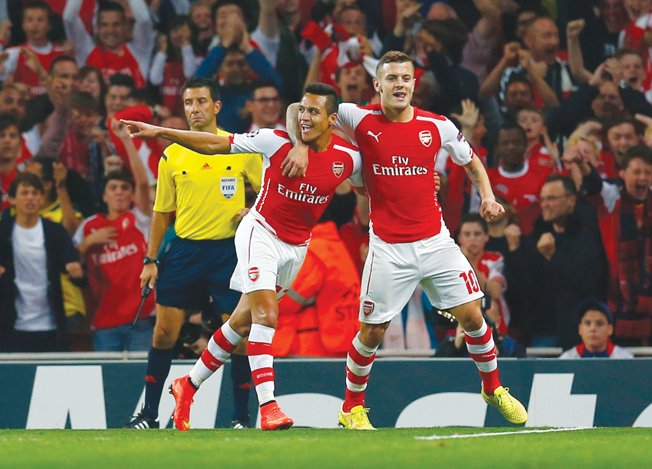 arsenal take on anderlecht with live streaming on the match