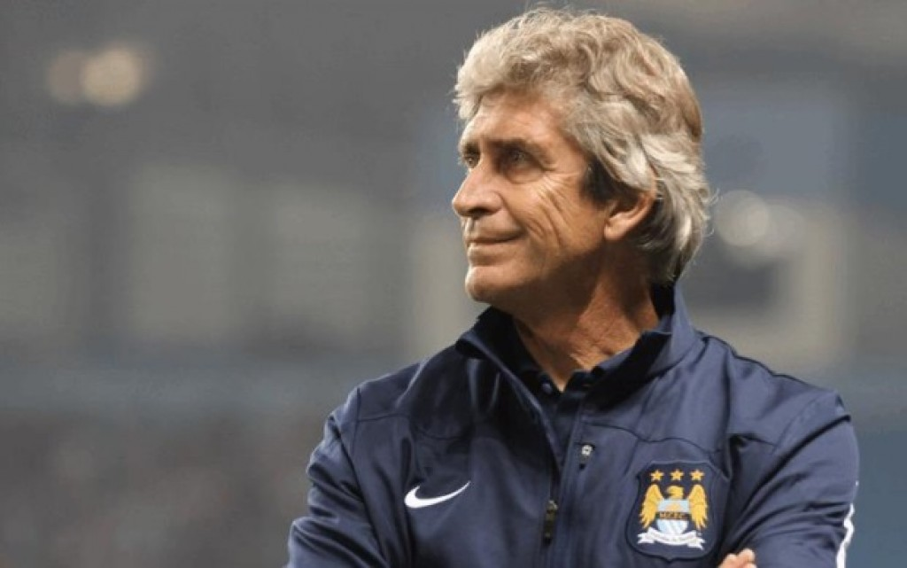 man city pellegrini