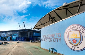 Manchester City banned from European competitions for the next two seasons