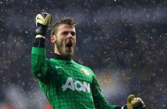 David de Gea agents hints at Old Trafford exit