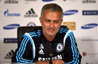 Chelsea will relish Anfield clash, says Mourinho