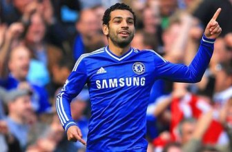The Blues not keen on Roma deal for winger Mohamed Salah