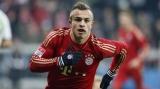 Liverpool win race for Bayern's Xherdan Shaqiri