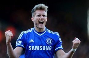 The Blues star Andre Schurrle agrees £22.5m Wolfsburg move