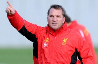 "Brendan Rodgers claims Liverpool were the ""better"" team over two legs"