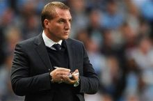 Leicester City manager Brendan Rodgers quashes rumours of a move to Arsenal