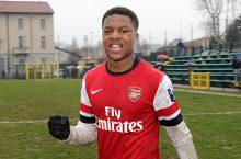 Liverpool Set To Make Move For Arsenal Striker Chuba Akpom