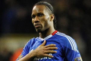 Didier Drogba wants to stay at Chelsea