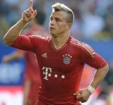 Liverpool has agreed terms with Xherdan Shaqiri's move