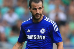 Chelsea's Cesc Fabregas could miss Manchester City clash says Jose Mourinho