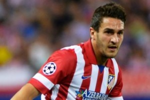 The Reds want Atletico Madrid's Koke- reports