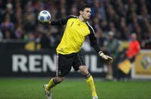 Tottenham closing in on Lyon keeper Hugo Lloris