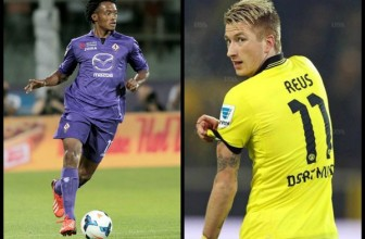 Chelsea Linked with Marco Reus and Juan Cuadrado moves