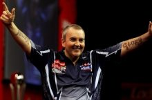 World Grand Prix Darts Live Stream : Get Phil Taylor at 3/1 to beat Steve Beaton odds boost
