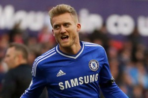 The Blues 'agree Schurrle sale to fund Cuadrado deal'