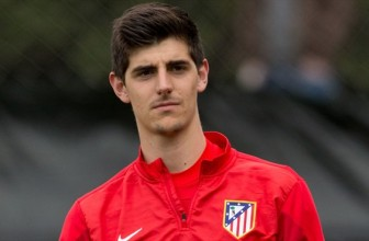 Chelsea's Thibaut Courtois voted 2nd in world's best for 2014