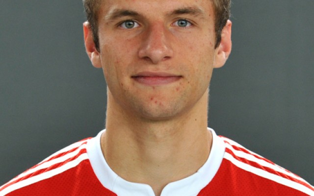 Manchester United in for Thomas Muller