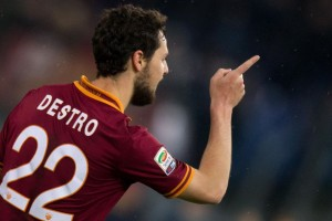 The Gunners set to miss out on Mattia Destro