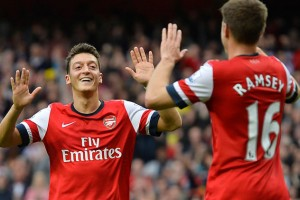 Arsenal v Crystal Palace odds, betting news and free bets : Gunners to run riot