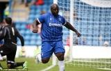 Adebayo Akinfenwa begged Steven Gerrard to stay at Liverpool