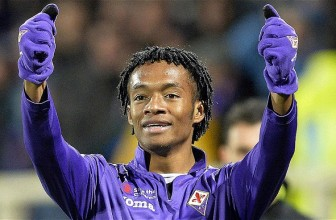 Stamford Bridge set £28.6m deal for Juan Cuadrado from Fiorentina