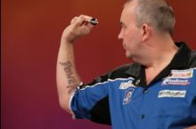 Watch Phil Taylor v Adrian Lewis World Matchplay Darts Final live streaming online