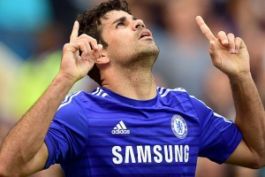 Diego Costa is Chelsea's Hardman