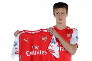 Why I completed deal to sign for Arsenal, says Krystian Bielik