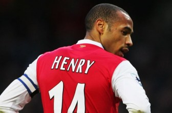 Thierry Henry runs the rule over new Arsenal signing