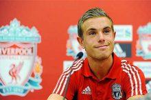 Steven Gerrard chose Jordan Henderson for Liverpool's captaincy