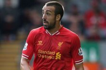 Liverpool left-back Jose Enrique is wanted on loan at Crystal Palace